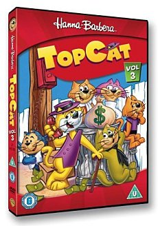 Top Cat Vol.3 Competition