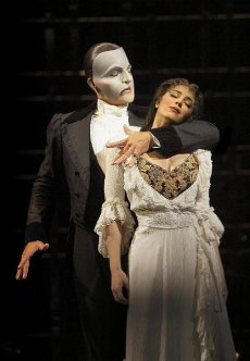The Phantom Of The Opera. Ramin Karimloo as The Phantom and Leila Benn Harris as Christine. Photo credit Brinkhoff Mogenburg. The Phantom Of The Opera. Ramin Karimloo as The Phantom and Leila Benn Harris as Christine. Photo credit Brinkhoff Mogenburg.jpg