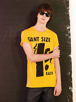 Andy Warhol by Pepe Jeans London. All Rights Reserved.