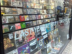 London Record Shops: Sister Ray. Photo Credit: currybet. C.C.License