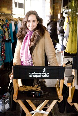 Confessions Of A Shopaholic. Madeline Wickham / Sophie Kinsella. Photo Credit: Robert Zuckerman. Copyright Touchstone Pictures and Jerry Bruckheimer, Inc. All Rights Reserved.