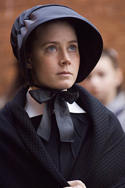 Doubt Interview: Amy Adams. Photo Credit: Andrew Schwartz. Photo credited to Andrew Schwartz (C) 2008 Miramax Film Corp All Rights Reserved