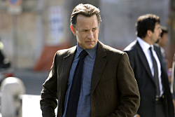 Tom Hanks stars in Columbia Pictures suspense thriller Angels & Demons. Sony Pictures Releasing