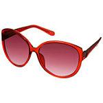 Red Oversize Sunglasses . Miss Selfridge.