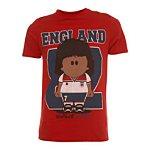 Red Weenicon Character T-Shirt. Burton.