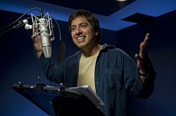 Ray Romano voices Manny in Ice Age 3: Dawn of the Dinosaurs. Photo credit: Kevin Estrada. TM and Copyright 2009 Twentieth Century Fox Film Corporation. All Rights Reserved.