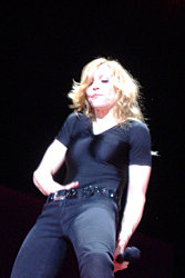 Madonna adds extra gigs to UK tour. Photo Credit: madonnafan_duesseldorf. C.C. License.