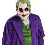 Adult The Joker Costume. Joker Masquerade.