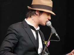 Pete Doherty & The Rumble Strips To Join David Gest...My Life! A Musical Concert Extravaganza. Photo Credit: Brocco Lee. C.C.License