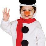 Child Lil' Snowman Costume. Joker Masquerade.