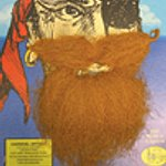 Ginger Beard. Joker Masquerade.