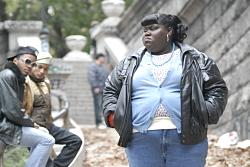 Gabourey Gabby Sidibe in Precious. Icon Film