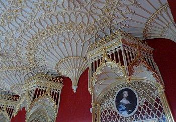 Strawberry Hill House. Horace Walpole's Gothic Castle, London. Photo Credit: mark.hogan. C.C.License