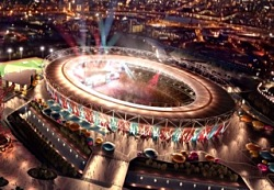 Where to Stay for the London 2012 Olympics. Picture: Olympic Stadium