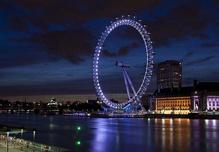 The London Eye, London. Photo Credit: matt-lucht. C.C.License