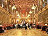 Saturday and Summer opening of The Houses of Parliament