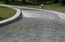 Princess's Diana Memorial in Hyde Park. Copyright © LondonNet Ltd