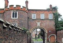 Richmond Palace. Photo Credit: Jim Linwood. C.C.License