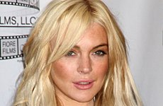 Lindsay Lohan Fancies Victoria Beckham