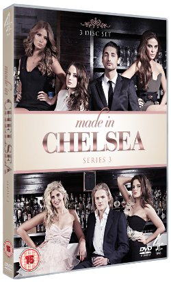 Made in Chelsea Series 3 Competition.
