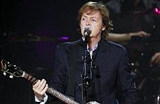 Sir Paul McCartney Gets Back in the Saddle.