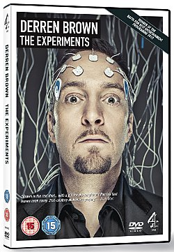 Derren Brown: The Experiments Competition.