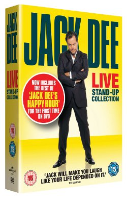 Jack Dee Live Stand Up Collection 2012 Competition.