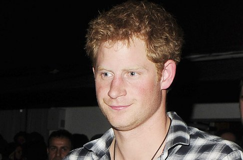 Prince Harry is world's most eligible bachelor