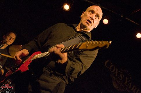 Wilko Johnson announces farewell UK concerts. Photo Reg Richardson/NoblePR