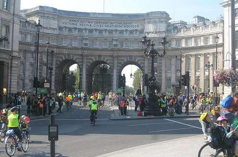 RideLondon to finish at Admiralty Arch after Olympic sweep through Surrey