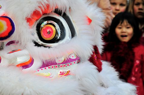 London's Chinese New Year is More Chinese than Ever Before