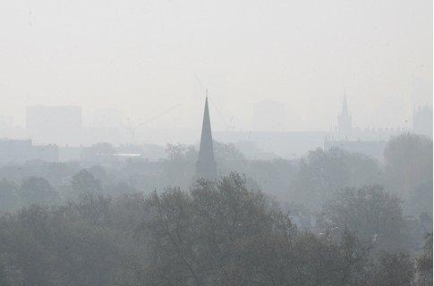 Boris Johnson hands London air pollution stink to future mayor