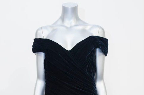 Princess Diana's 'John Travolta' dress sold for £240,000 to man who wanted to su