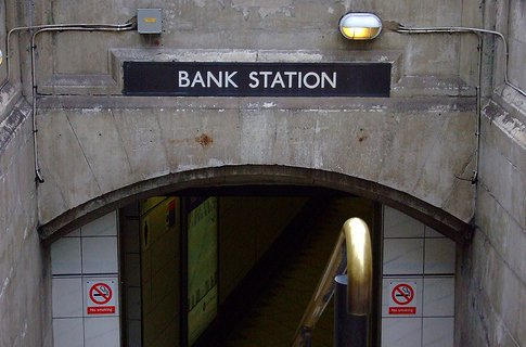 Bank is the 'most disliked' Tube station in London, finds new poll
