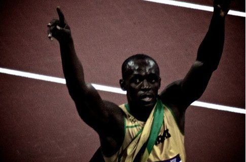 Usain Bolt, fastest man on the plant, to return to London for the 2012 Anniversa