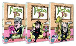 Father Ted Series 1, 2 and 3 Competition.