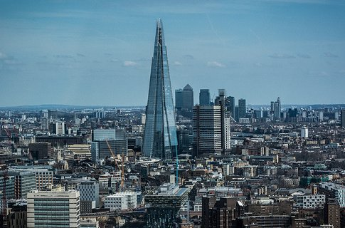 The Shard gets its first restaurant - Oblix - 32 floors above London