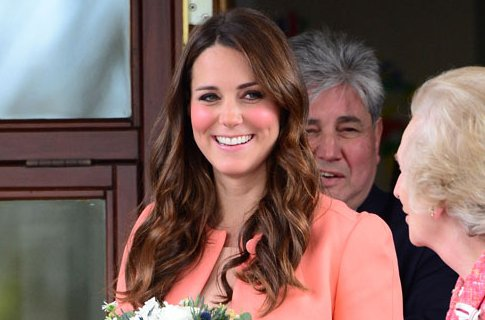 Duchess of Cambridge gives birth to healthy boy - mother and baby 'doing well'
