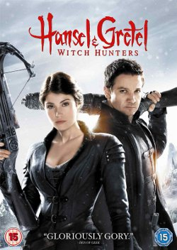 Hansel & Gretel: Witch Hunters Competition.