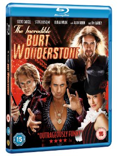 The Incredible Burt Wonderstone Competition.