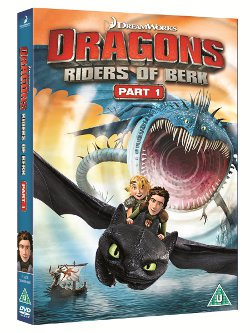 Dragons: Riders of Berk Competition.