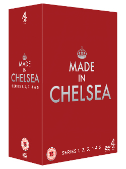 Made in Chelsea Series 5 & 1-5 Boxset Competition.