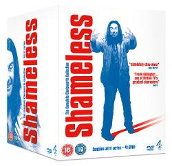 Shameless Series 11 & 1-11 Boxset Competition.