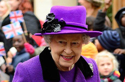 Queen's leadership praised. Photo LondonNet/BangShowbiz