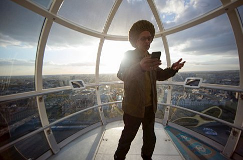 '32 Londoners' returns to the London Eye