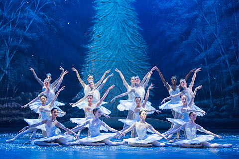 The Nutcracker - English National Ballet, London Coliseum
