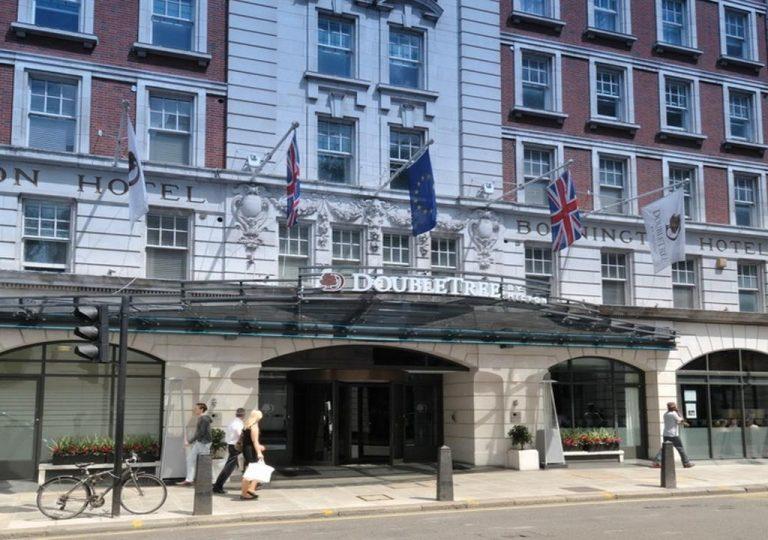 Doubletree by Hilton London West End Christmas Break