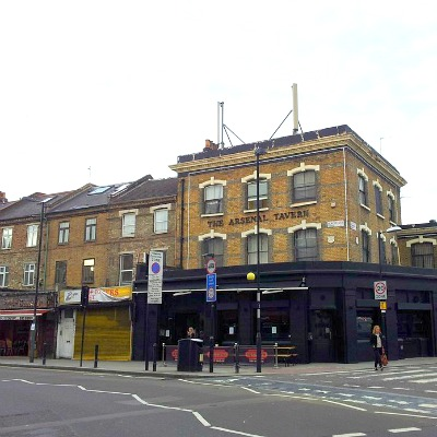 Arsenal Tavern Backpackers Hostel