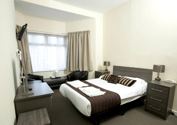 King Solomon Hotel London