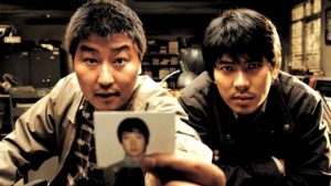 Memories Of Murder directed by Bong Joon-ho. Copyright: Curzon Artificial Eye. All Rights Reserved.